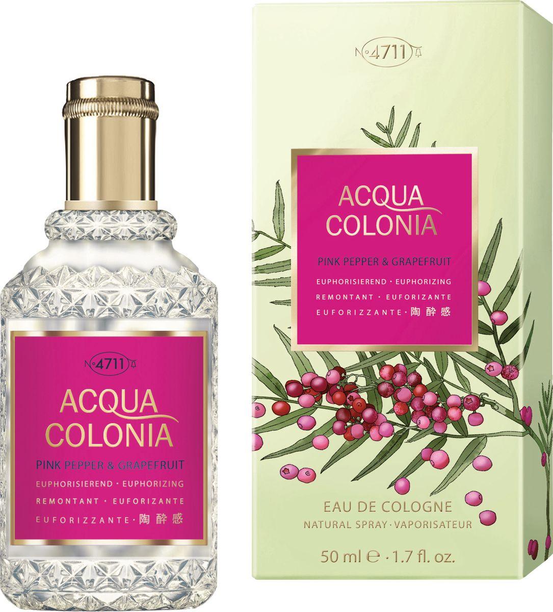 4711 Acqua Colonia Euphorizing Pink Pepper & Grapefruit 50 мл