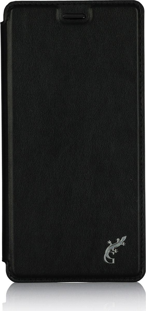 Чехол G-Case Slim Premium для Nokia 8 черный цена и фото