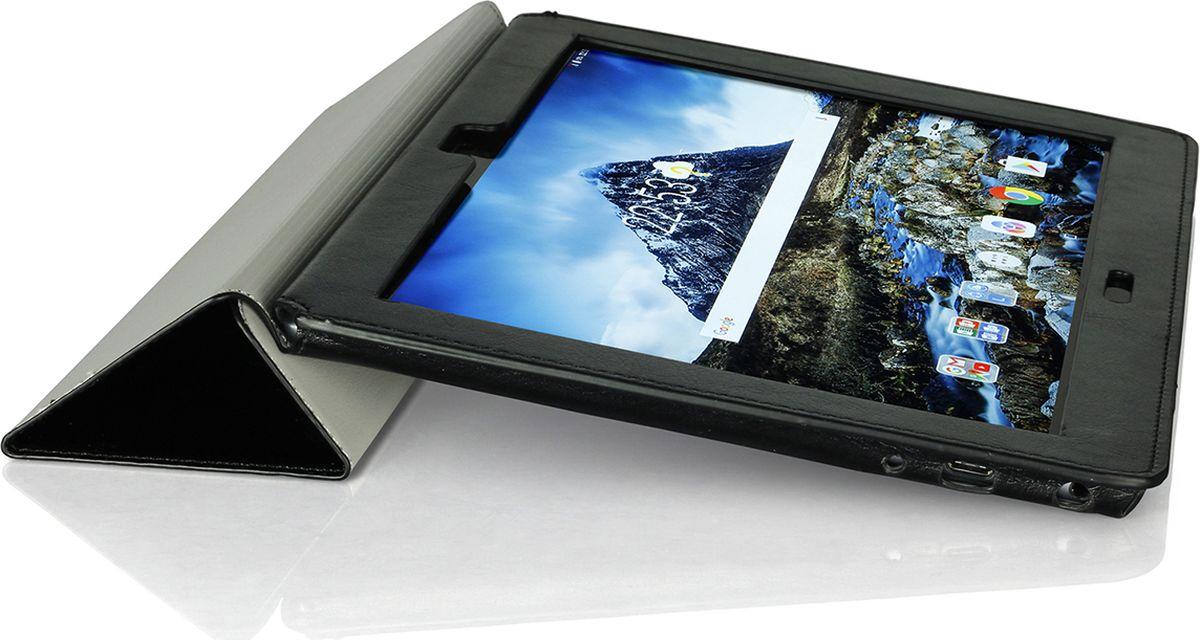 Чехол G-Case Executive для Lenovo Tab 4 Plus 10. 1 TB-X704L черный G-Case