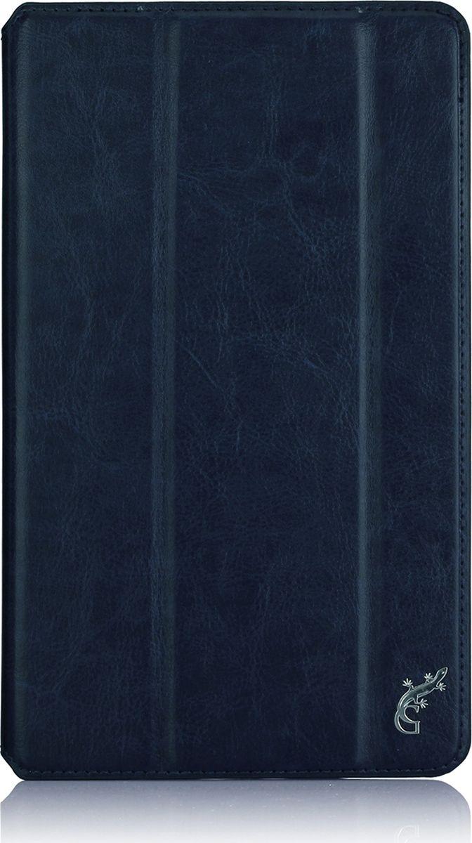 G-Case Executive чехол для Lenovo Tab 4 Plus 8.0 TB-8704X, Dark Blue аксессуар чехол для lenovo tab 4 plus 10 1 tb x704l g case executive dark blue gg 863