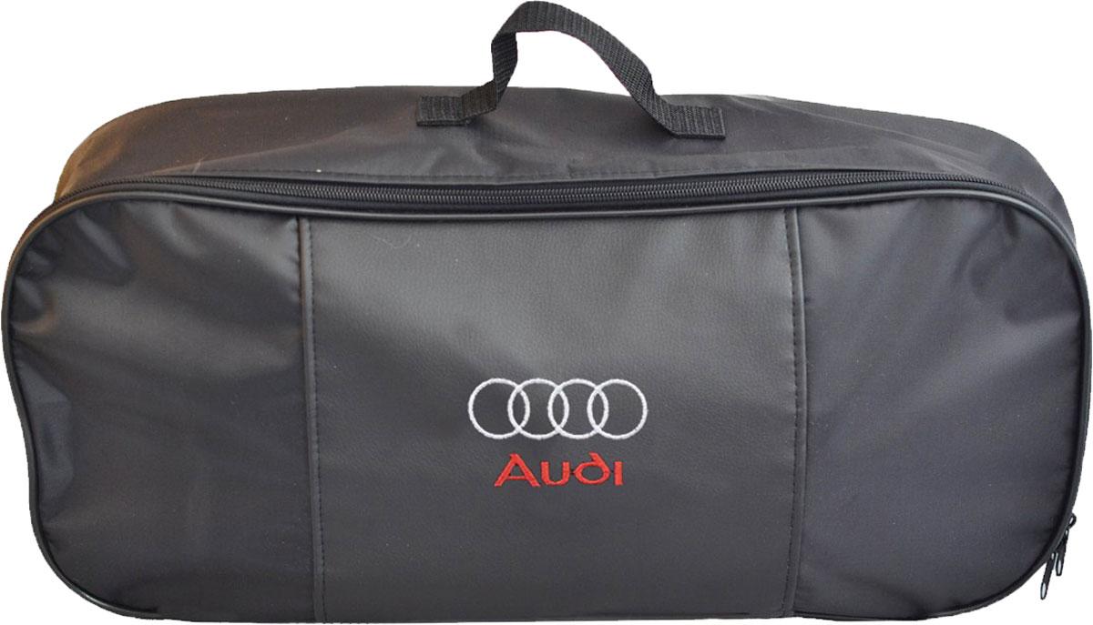 Фото - Набор аварийный в сумке Autopremium с логотипом Audi аптечка автомобильная ам в мягкой сумке расширенный состав