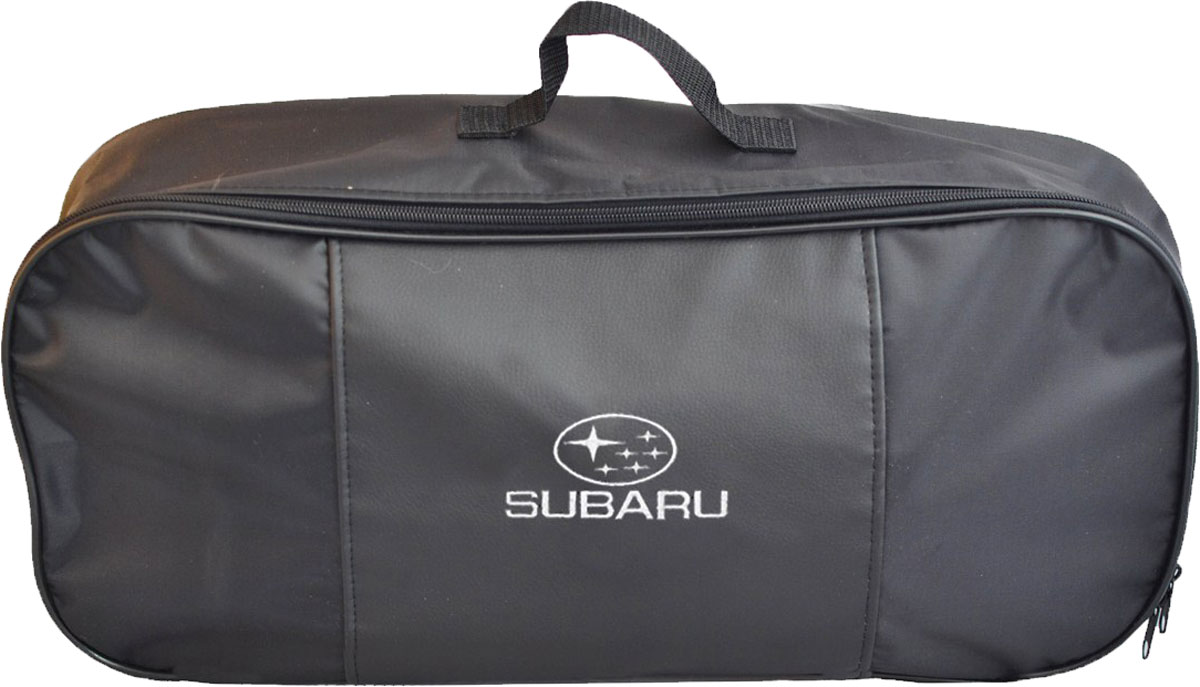 Фото - Набор аварийный в сумке Autopremium с логотипом Subaru аптечка автомобильная ам в мягкой сумке расширенный состав