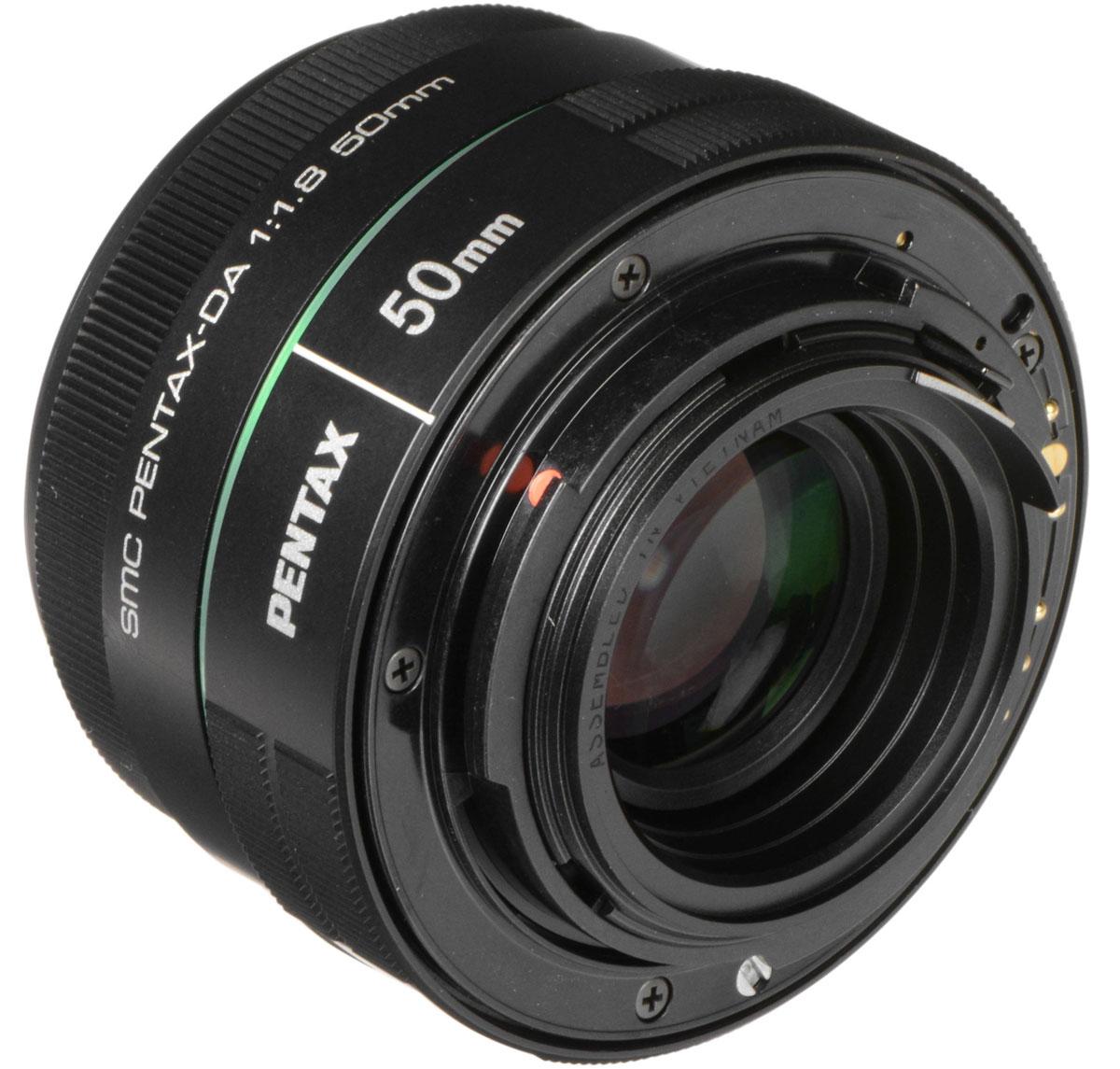 Pentax SMC DA 50mm F/1. 8объектив Pentax