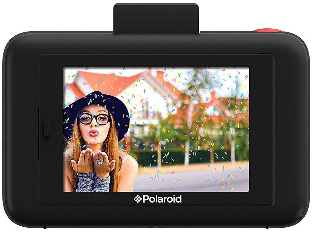 Polaroid Snap Touch, Blackмоментальная фотокамера Polaroid