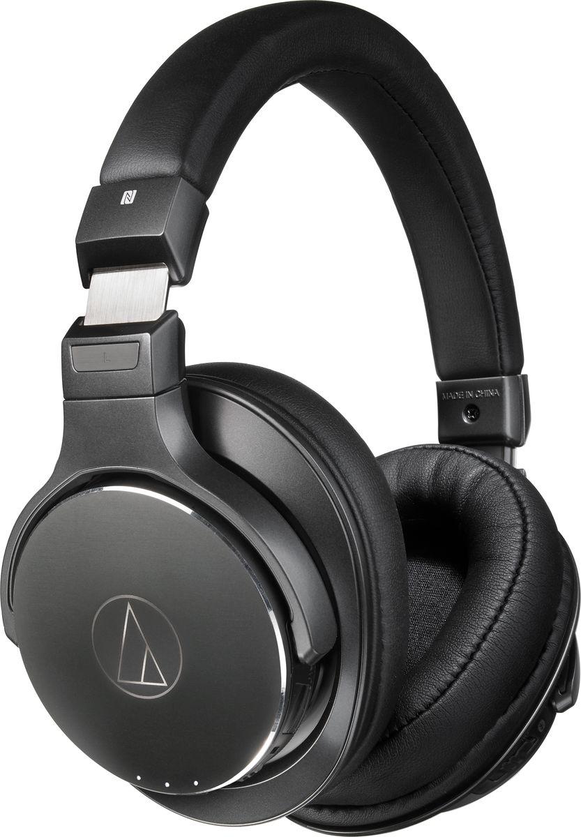 Беспроводные наушники Audio-Technica ATH-DSR7BT, черный