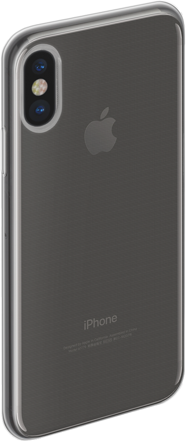 Anycase TPU чехол для Apple iPhone X, Transparent чехол anycase для apple iphone x transperent
