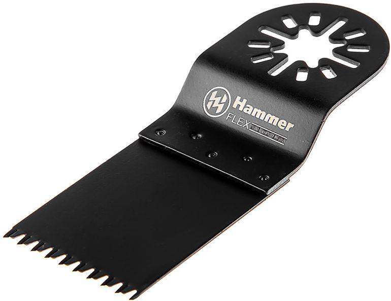 Полотно пильное для МФИ Hammer Flex 220-036 MF-AC 036, погружное, BIM, дерево, 34 х 34 х 92 мм paulmann 95036