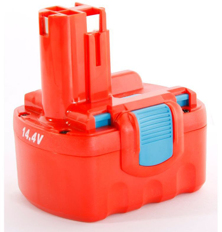 Аккумулятор Hammer Premium AKB1415, 14.4В, 1.5Ач для Bosch зарядное устройство hammer flex zu 12h для аккумуляторов hitachi hammer flex premium 12в 1 5а
