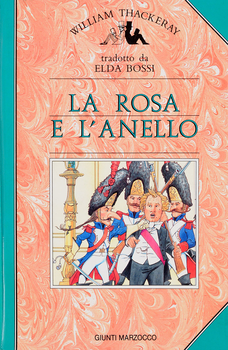 William Thackeray La Rosa e L`Anello/Роза и кольцо william l wlac01bcorcn