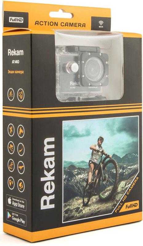 Экшн-камера Rekam A140 Rekam