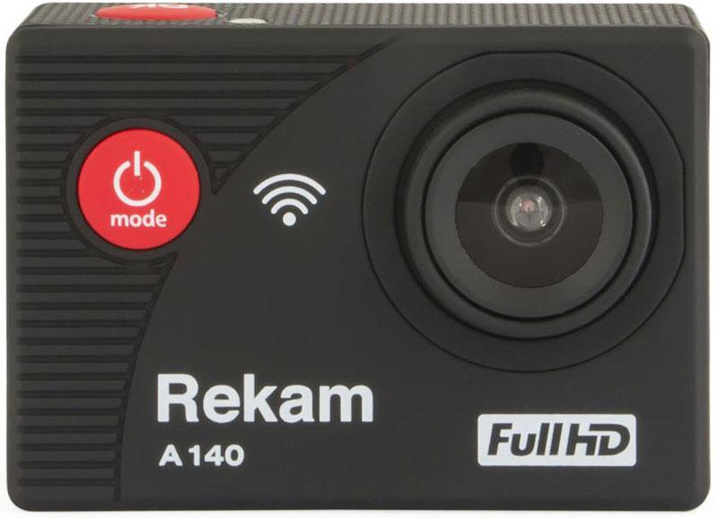 Rekam A140, Black экшн-камера цена и фото