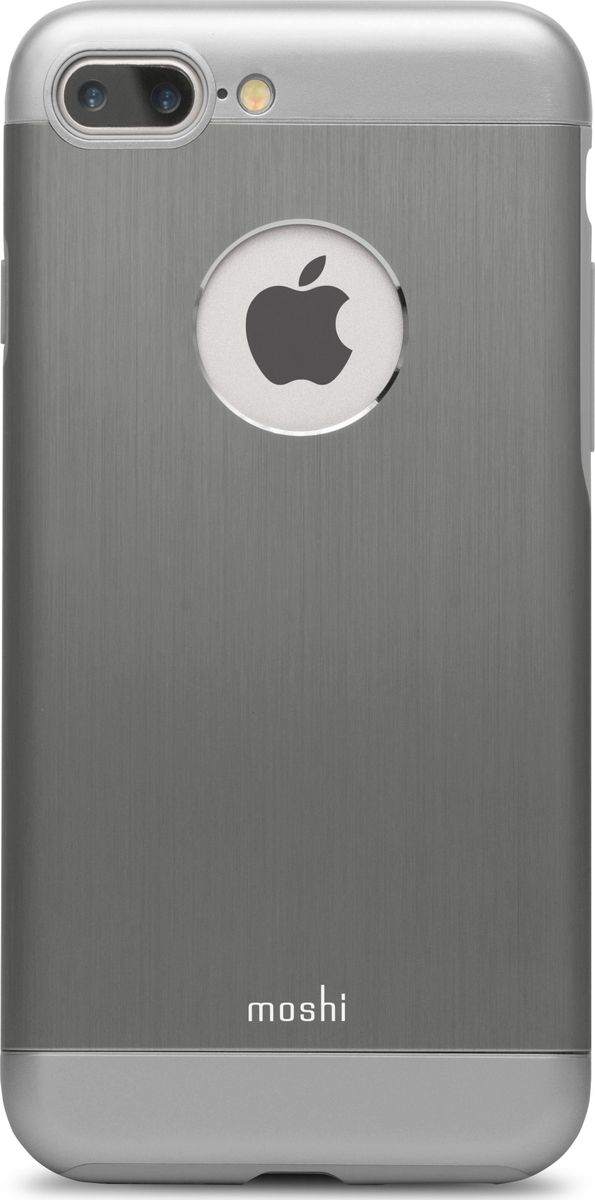Moshi Armour чехол для iPhone 7 Plus/8 Plus, Gunmetal Gray