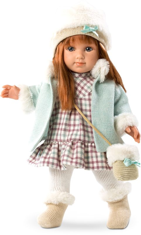 Llorens Кукла Елена L 53518 кукла llorens елена 35 см 53518
