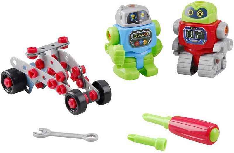 PlayGo Развивающая игрушка Собери робота