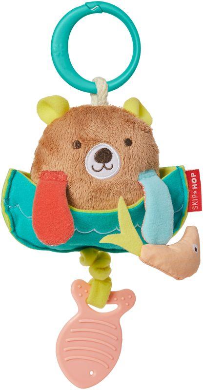 Skip Hop Игрушка-подвеска Медвежонок подвеска с вибрацией совёнок бонни