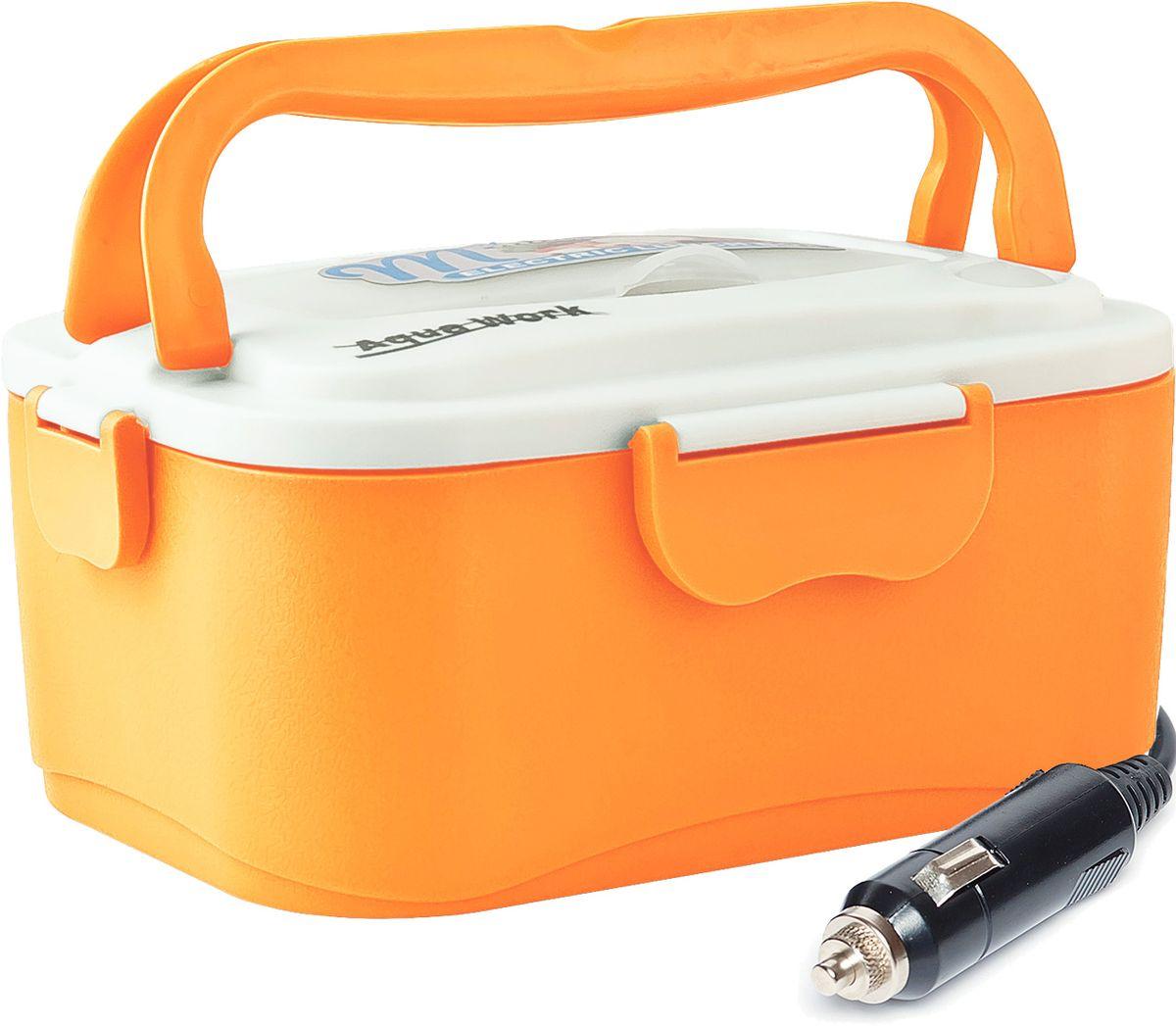 Aqua Work С5, Orange ланч-бокс с подогревом 1,5 л