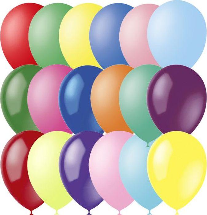 Фото - Latex Occidental Набор воздушных шариков Пастель Декоратор 100 шт latex occidental воздушные шары latex occidental фантазия 25 шт пастель декоратор