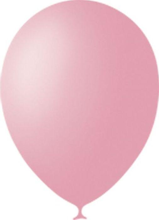 Latex Occidental Набор воздушных шариков Пастель цвет Pink 007 100 шт