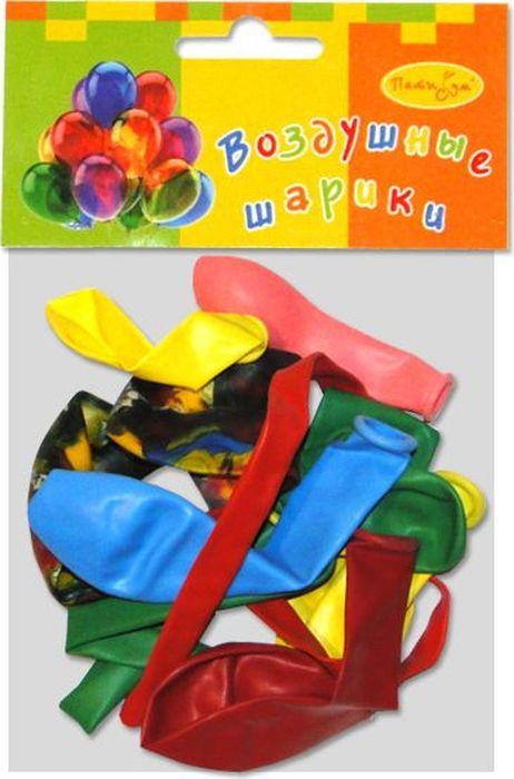 Latex Occidental Набор воздушных шариков Микс 10 шт latex occidental воздушные шары latex occidental марвел человек паук 5 шт пастель декоратор шёлк
