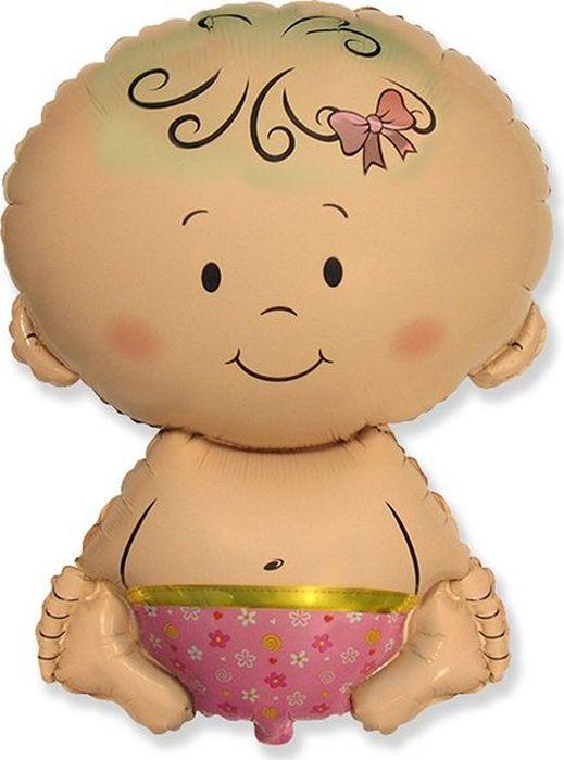 Флексметал Шарик воздушный Малышка флексметал шарик воздушный малышка