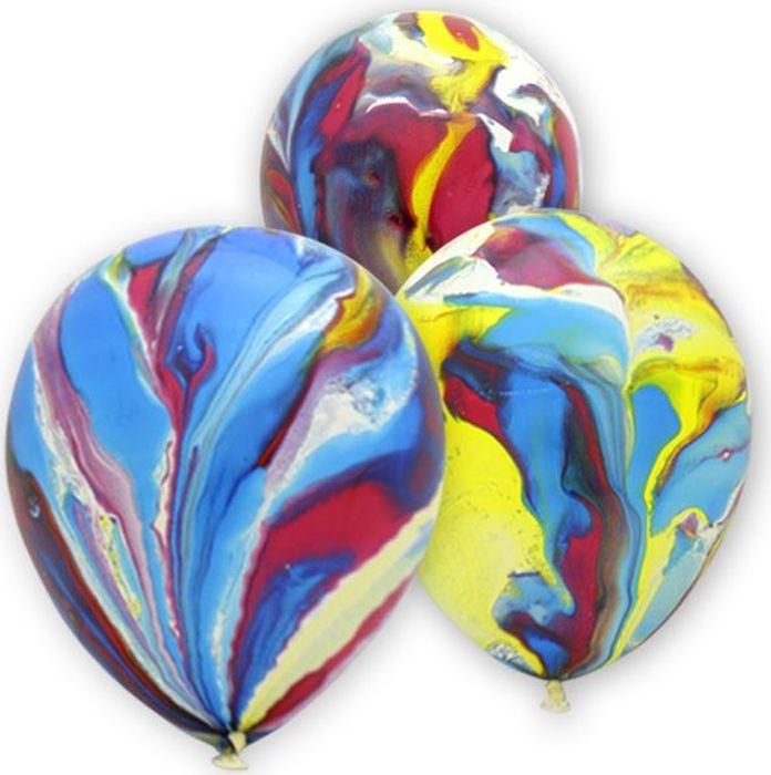 Latex Occidental Набор воздушных шариков Многоцветный 50 шт latex occidental набор воздушных шариков металлик и перламутр 50 шт