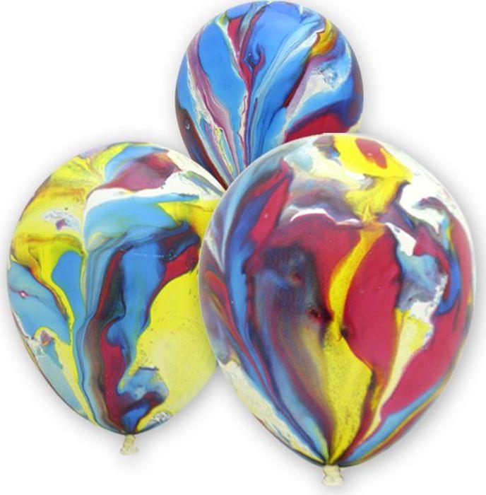Latex Occidental Набор воздушных шариков Многоцветный 30 см 50 шт latex occidental набор воздушных шариков металлик цвет gold 025 100 шт