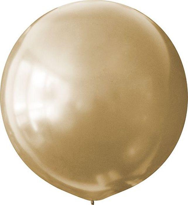 Latex Occidental Шарик воздушный Металлик цвет золотой