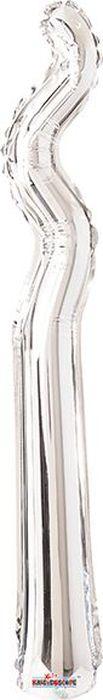 Конвер Шарик воздушный Змейка цвет серебро6042240Сейчас трудно представить праздник, на котором не было бы воздушных шариков. И малыши, и взрослые обожают их за способность, будто по волшебству, парить в воздухе. Добавьте ярких красок и немного сказки в жизнь, украсив праздник чудесными воздушными шариками. Выполнено такое фольгированное чудо в форме змейки, поэтому шарик идеально подойдет практически для любых торжеств. Подарите себе и окружающим отличное настроение с помощью этого чудесного шарика. Изделие поставляется не надутым.