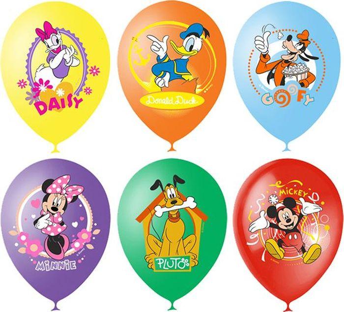 Latex Occidental Набор воздушных шариков Пастель Декоратор Дисней Герои 25 шт