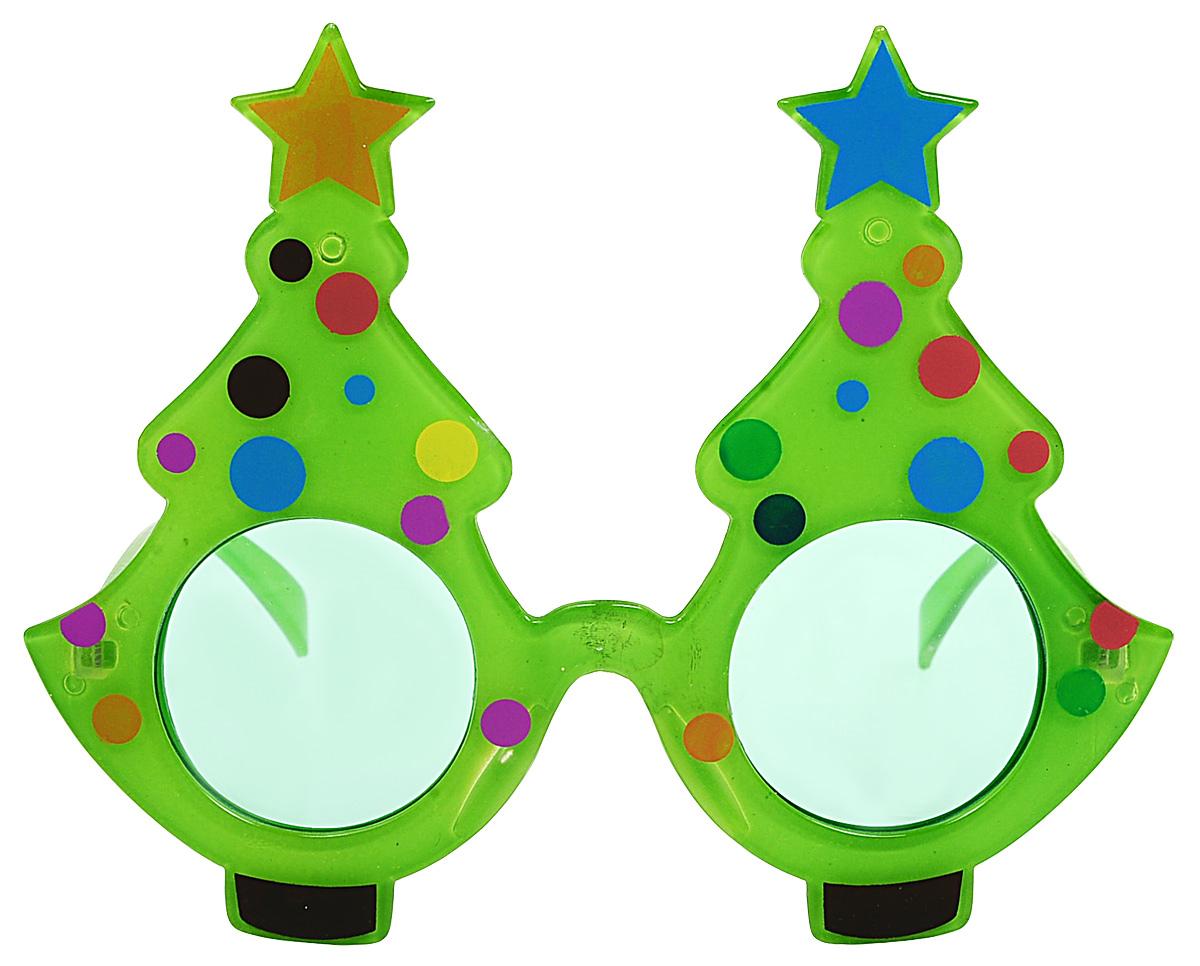 Partymania Очки для вечеринок Елочки partymania очки для вечеринок губы