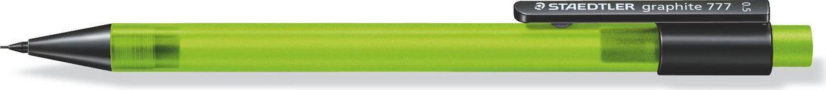 Staedtler Карандаш механический Gr.777 0,5 мм цвет корпуса зеленый blugirl blumarine beachwear слитный купальник
