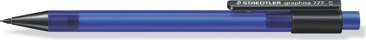 цена Staedtler Карандаш механический Gr.777 0,7 мм цвет корпуса темно-синий онлайн в 2017 году