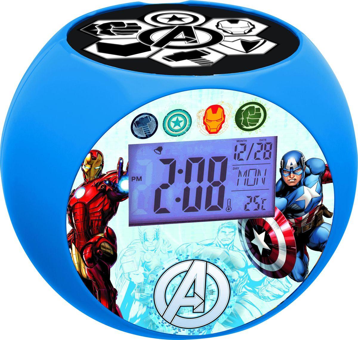 Lexibook Часы-прожектор Мстители цена и фото
