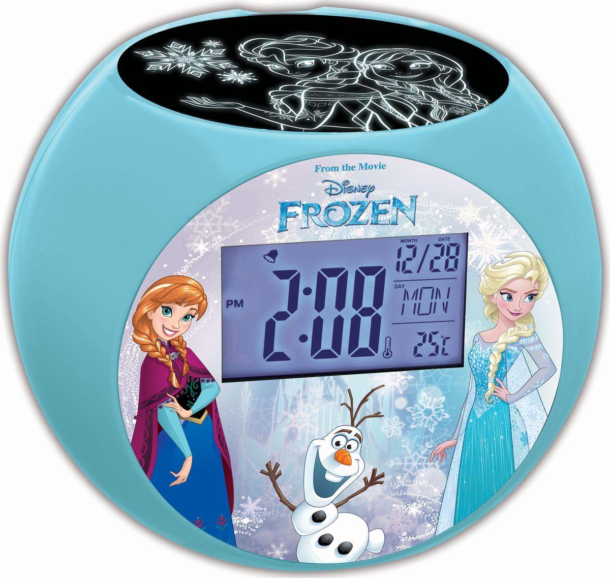 Lexibook Часы-прожектор Холодное Сердце цена и фото