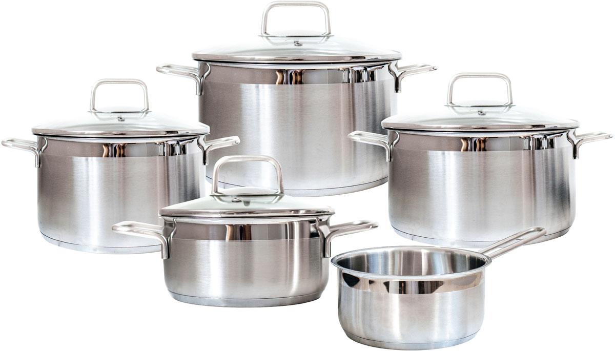 Набор посуды для приготовления Swiss Diamond SD PS SET L5, Нержавеющая сталь цены