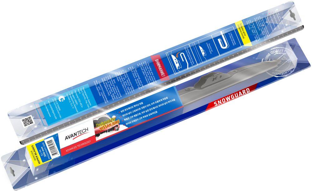 Щетка стеклоочистителя Avantech Snowguard, для Nissan Juke 2010, 14 (350 мм)