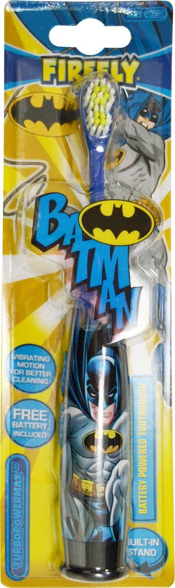 Batman Детская зубная щетка с батарейкой цена