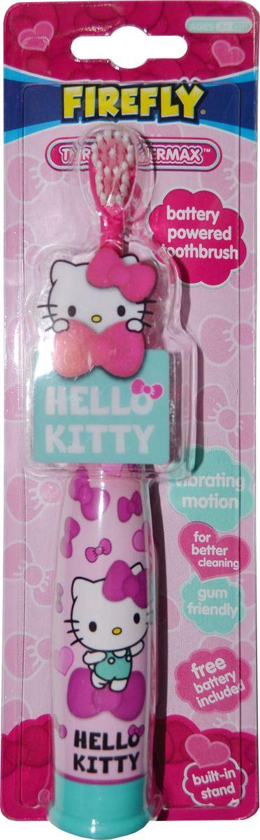 Hello Kitty Детская зубная щетка с батарейкой детская одежда и аксессуары с hello kitty