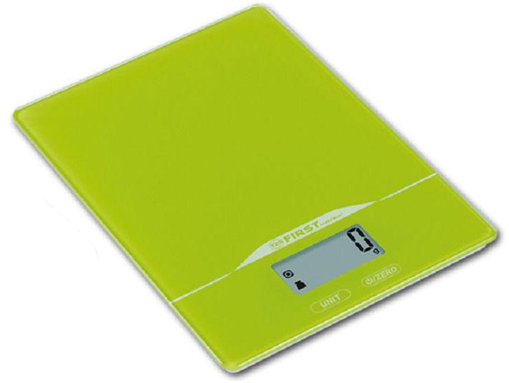 лучшая цена Кухонные весы First FA-6400-2-GN