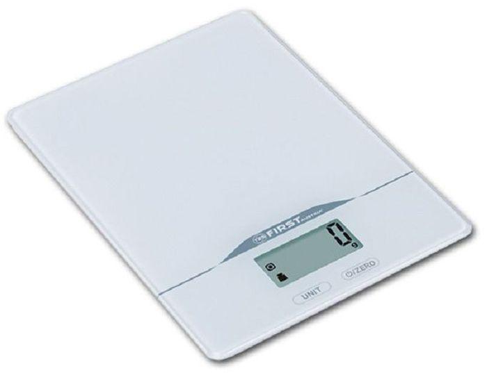 Кухонные весы First FA-6400-2-WI first fa 6400 2 wi white кухонные весы