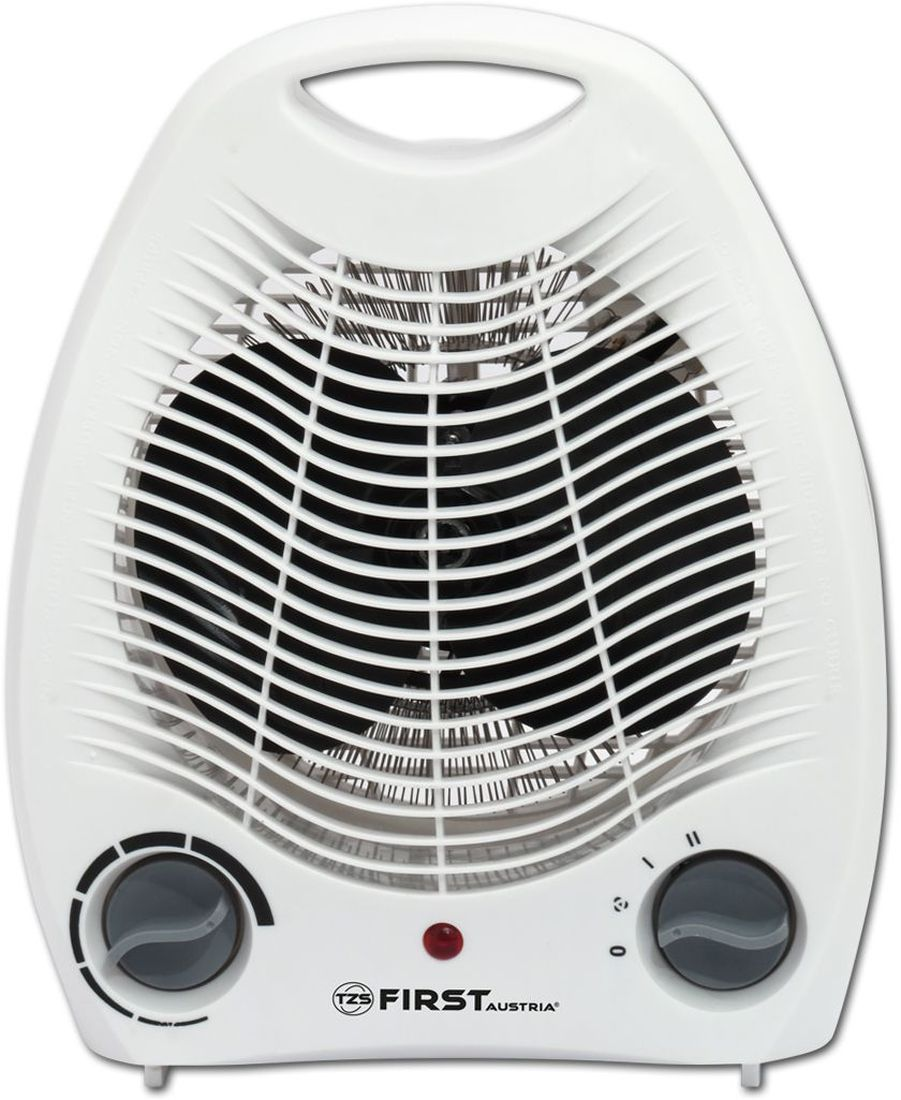 Тепловентилятор First FA-5568-2 White тепловентилятор first fa 5571 8 re 2000 вт красный