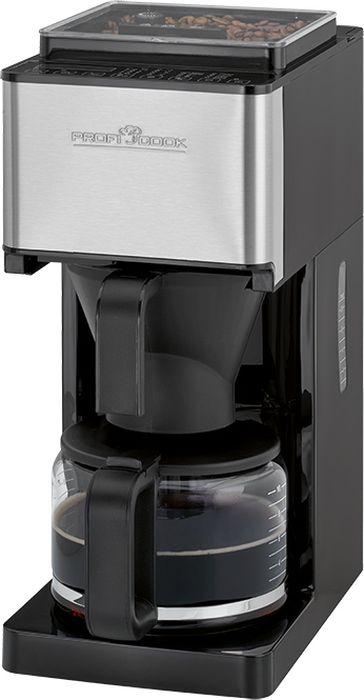 Кофеварка капельная Profi Cook PC-KA 1138, Black Silver