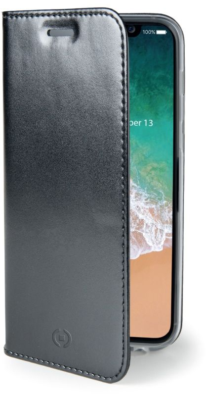 Celly Air Case чехол для Apple iPhone X, Black