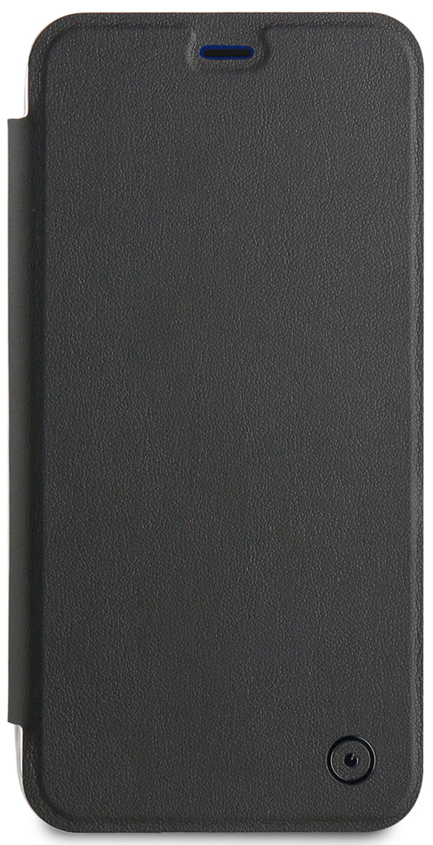 Muvit Folio Case чехол для Apple iPhone X, Black цена и фото