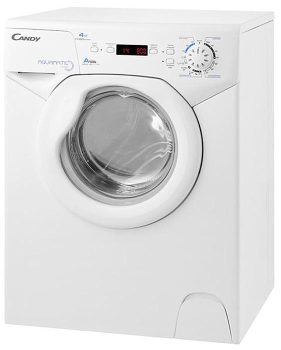Стиральная машина Candy AQUA 2D1140-07, белый