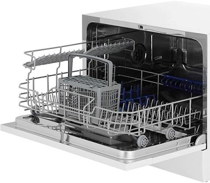 Компактная посудомоечная машина Candy CDCP 6/E-07 Candy