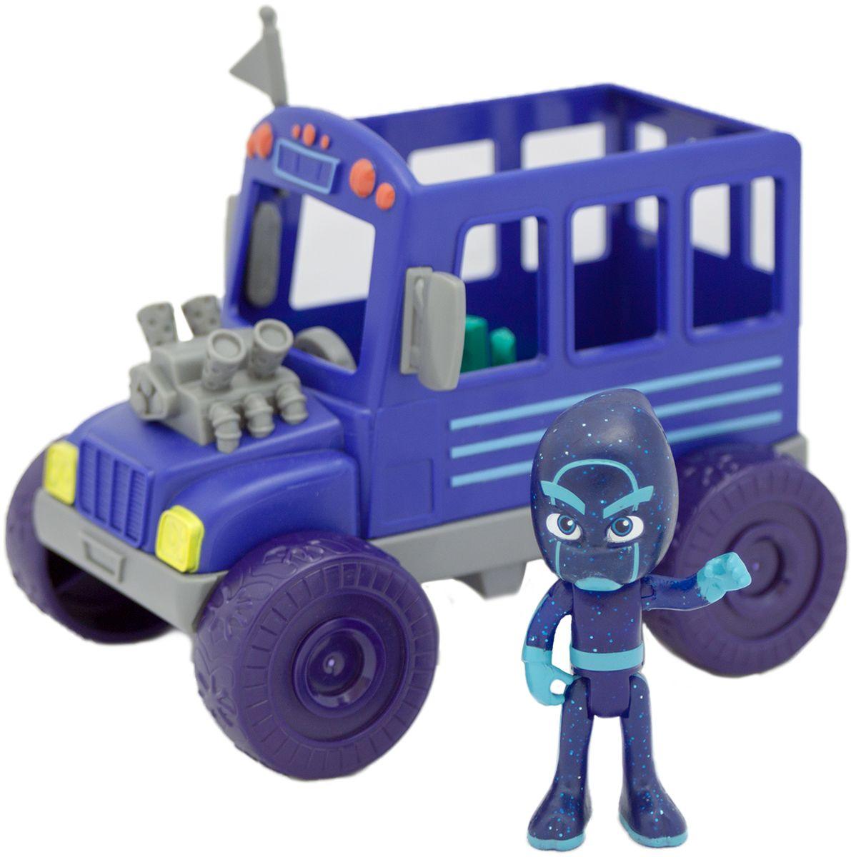 Герои в масках Игровой набор Машина ночного Ниндзя