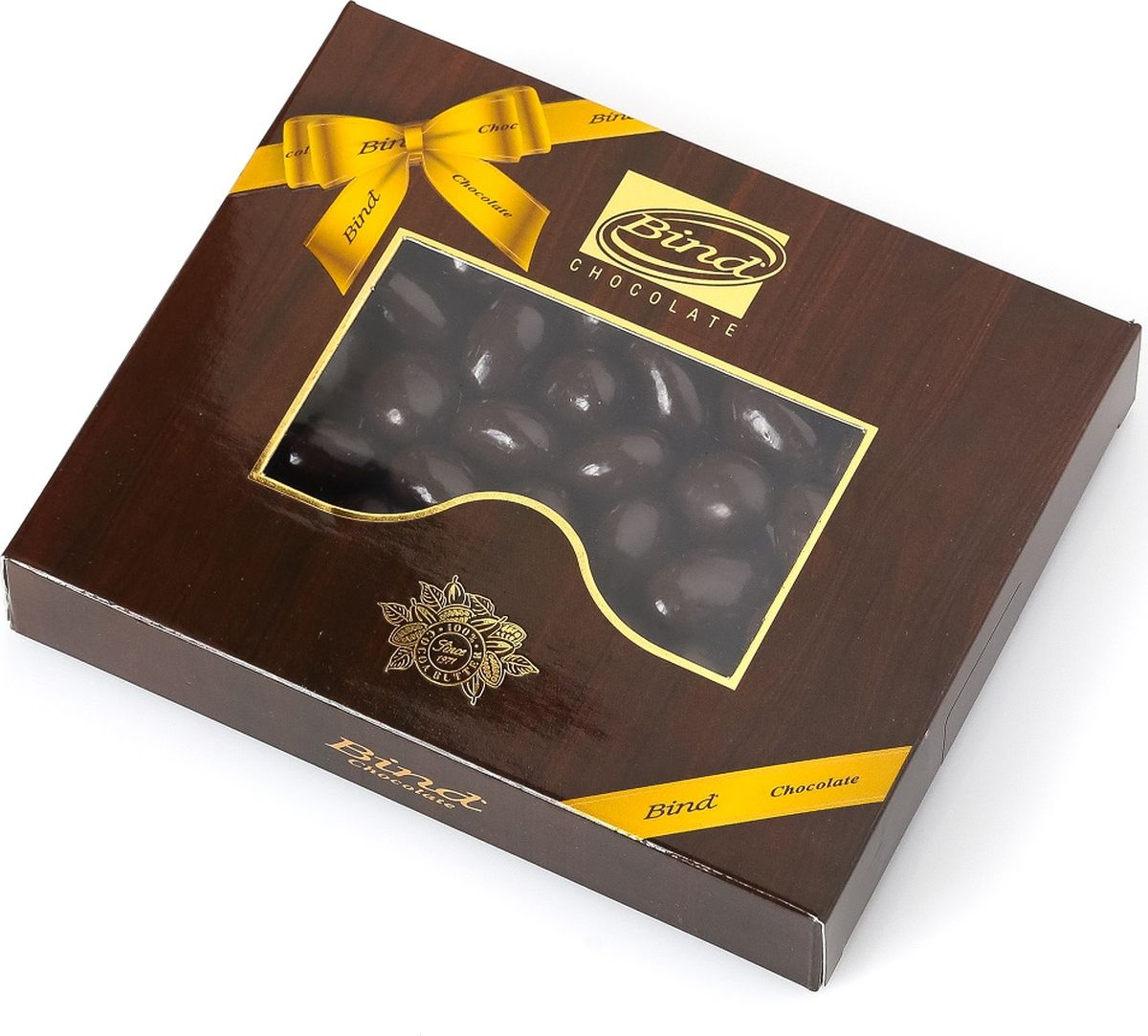 все цены на Bind драже с миндалем покрытое темным шоколадом, 100 г онлайн