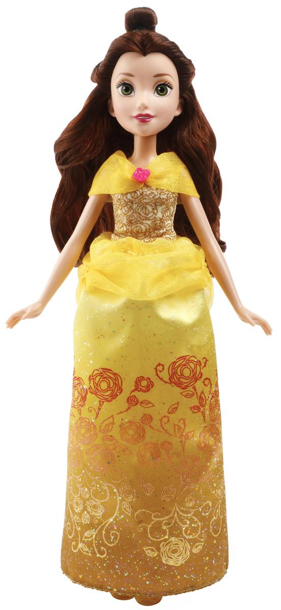 Disney Princess Кукла Принцесса Белль disney princess кукла бель в юбке с проявляющимся принтом