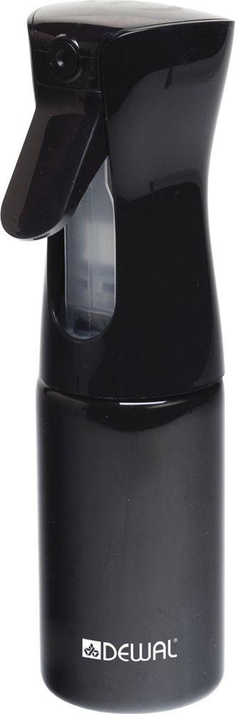 DewalРаспылитель-спрей пластиковый, цвет: черный, 160 мл Dewal